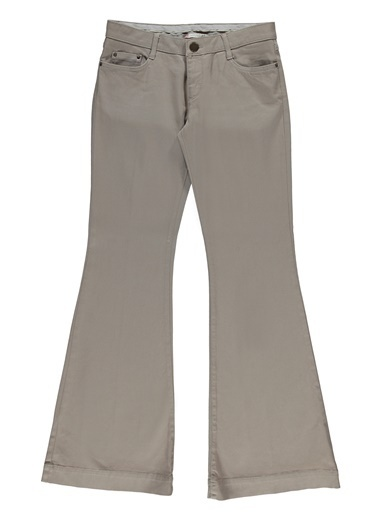 Asymmetry Pantolon Renksiz